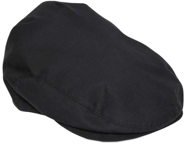 Dolce & Gabbana Cotton Toile Flat Cap