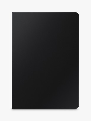 Samsung Galaxy Tab S7 Tablet Book Cover, Black