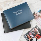 BeGolden Happy 30th Birthday Leather Photo Album