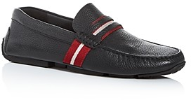 Bally Men's Pietro Leather Penny Loafer Drivers