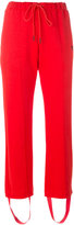 Y-3 Light Track Tight pants - women - Cotton/Polyester - S