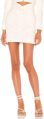 Majorelle Simi Mini Skirt