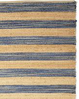 Serena & Lily Jute Broad Stripe Rug