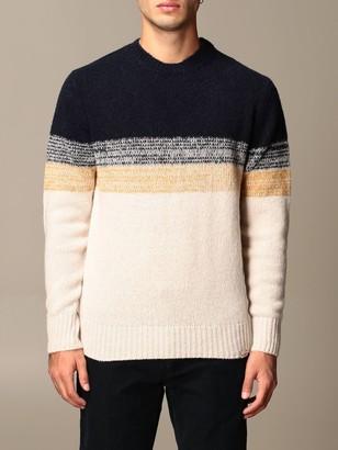 Brooksfield Long-sleeved Crew Neck Sweater