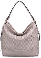 Urban Expressions Remi Syn Crossbody Hobo Bag