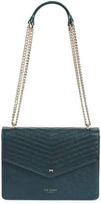 Ted Baker Mini Kamille Leather Shoulder Bag