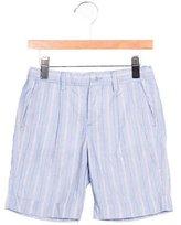 Dolce & Gabbana Boys' Pinstripe Cuffed Pants