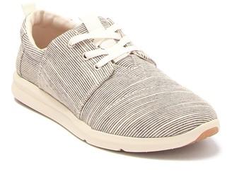 Toms Slubby Stripe Del Rey Sneaker