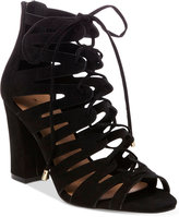 Madden-Girl Banner Lace-Up Sandals