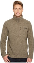 The North Face Gordon Lyons 1/4 Zip Men's Long Sleeve Pullover
