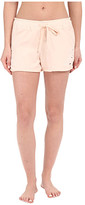 Lucky Brand Embroidered French Terry Shorts