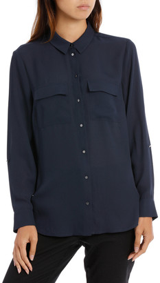Basque Double Pocket Soft Shirt Bw19001