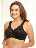 Glamorise Magic Lift Full-Figure Wire-Free Bra