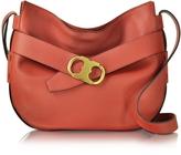 Tory Burch Gemini Link Leather Shoulder Bag
