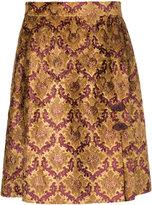 G.V.G.V. printed mini skirt