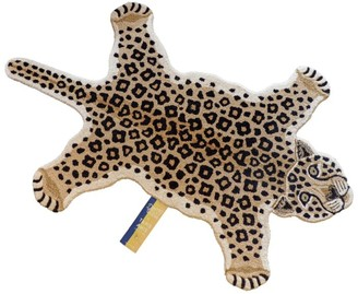 Doing Goods Large Loony Leopard Rug