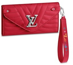 Louis Vuitton New Wave Long Wallet