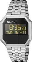 Nixon Men's Re-Run A158000 Digital Stainless-Steel Quartz Watch