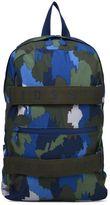 Stella McCartney gum blue ski backpack