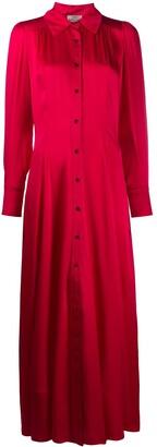 Forte Forte Satin Shirt Dress