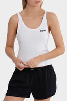 All About Eve Arrow Stretch Jersey Tank