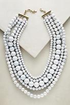 BaubleBar Globe Layered Bib Necklace