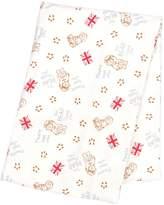 Trend Lab Paddington Bear Deluxe Flannel Swaddle Blanket
