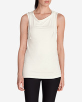Eddie Bauer Women's Misty Sleeveless Hoodie