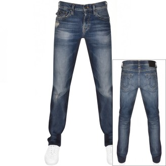 True Religion New Geno Jeans Blue