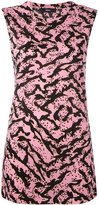 Diesel printed tank top - women - Viscose - XS