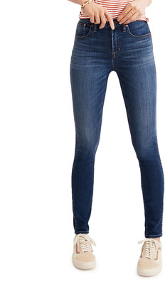 "Madewell 10"" High-Rise Skinny Jeans - Inclusive Sizing"