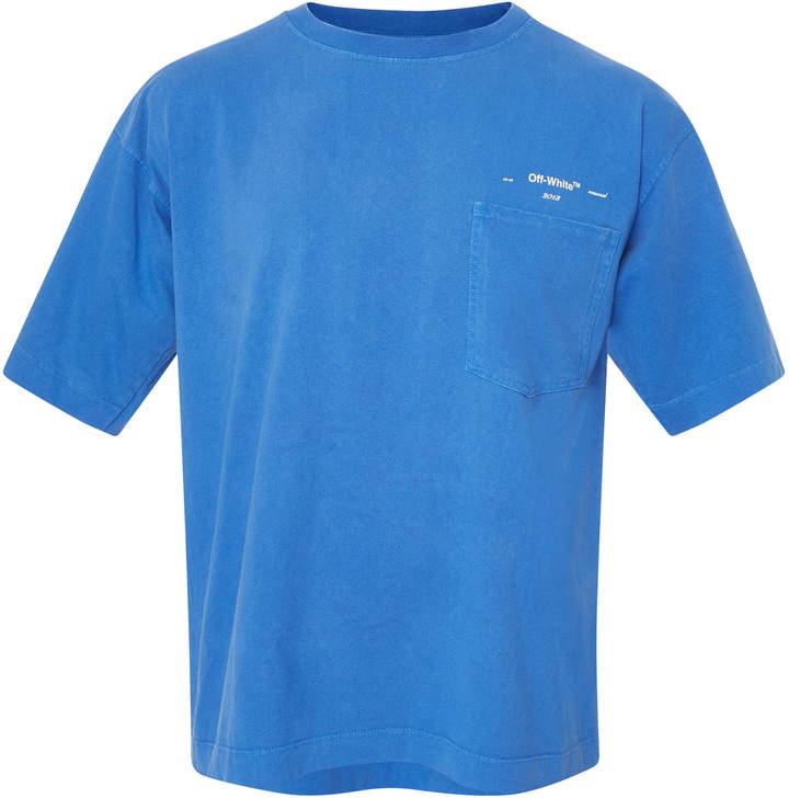 Off-White 80s Short Sleeve Vintage T-Shirt