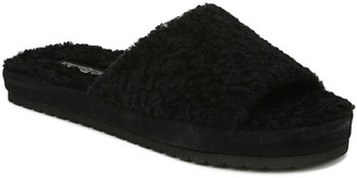 Vince Kalina Shearling Fur Slippers