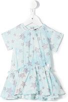 Roberto Cavalli star print dress - kids - Cotton/Spandex/Elastane - 3 mth