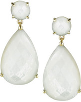 Mother of Pearl Jan Logan 9ct Moonstruck Earrings