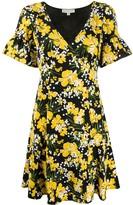 MICHAEL Michael Kors floral printed mini dress