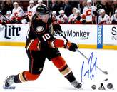 """Steiner Sports Anaheim Ducks Corey Perry Overtime Goal 8"""" x 10"""" Signed Photo"""