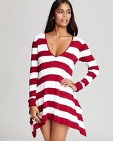 Tommy Bahama Hi-Low Cover Up Beach Sweater