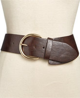 Style&Co. Asymmetrical Stretch Belt, Only at Macy's