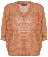 Roberto Collina Oversized Fit Jumper