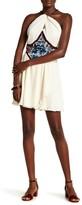 Free People Marcella Halter Mini Dress