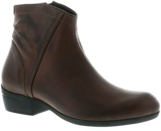 Wolky Leather Booties - Winchester WP