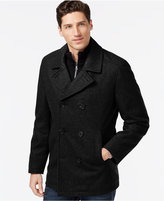INC International Concepts Double-Breasted Peacoat