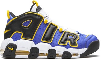 """Nike Air More Uptempo """"Peace, Love and Basketball"""" sneakers"""