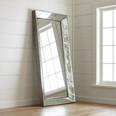 Crate & Barrel Dubois Floor Mirror