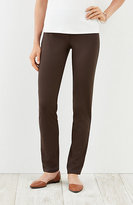 J. Jill Wearever Smooth-Fit Slim-Leg Pants