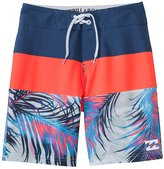 Billabong Boys' Tribong X Fronds Boardshort (8yrs20yrs) - 8139175