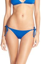 Becca &Color Code& Side Tie Bikini Bottoms
