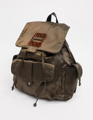 Skinnydip nala backpack in khaki
