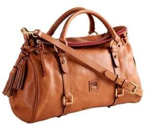 Dooney & Bourke Florentine Medium Leather Satchel